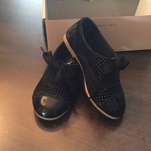 Bloch Charlene black shoe, size EU 25, US 8